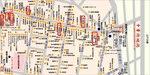 中華街地図横