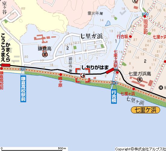 リストランテ アマルフィイ 地図