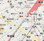 裏横 バラッコーネ 地図