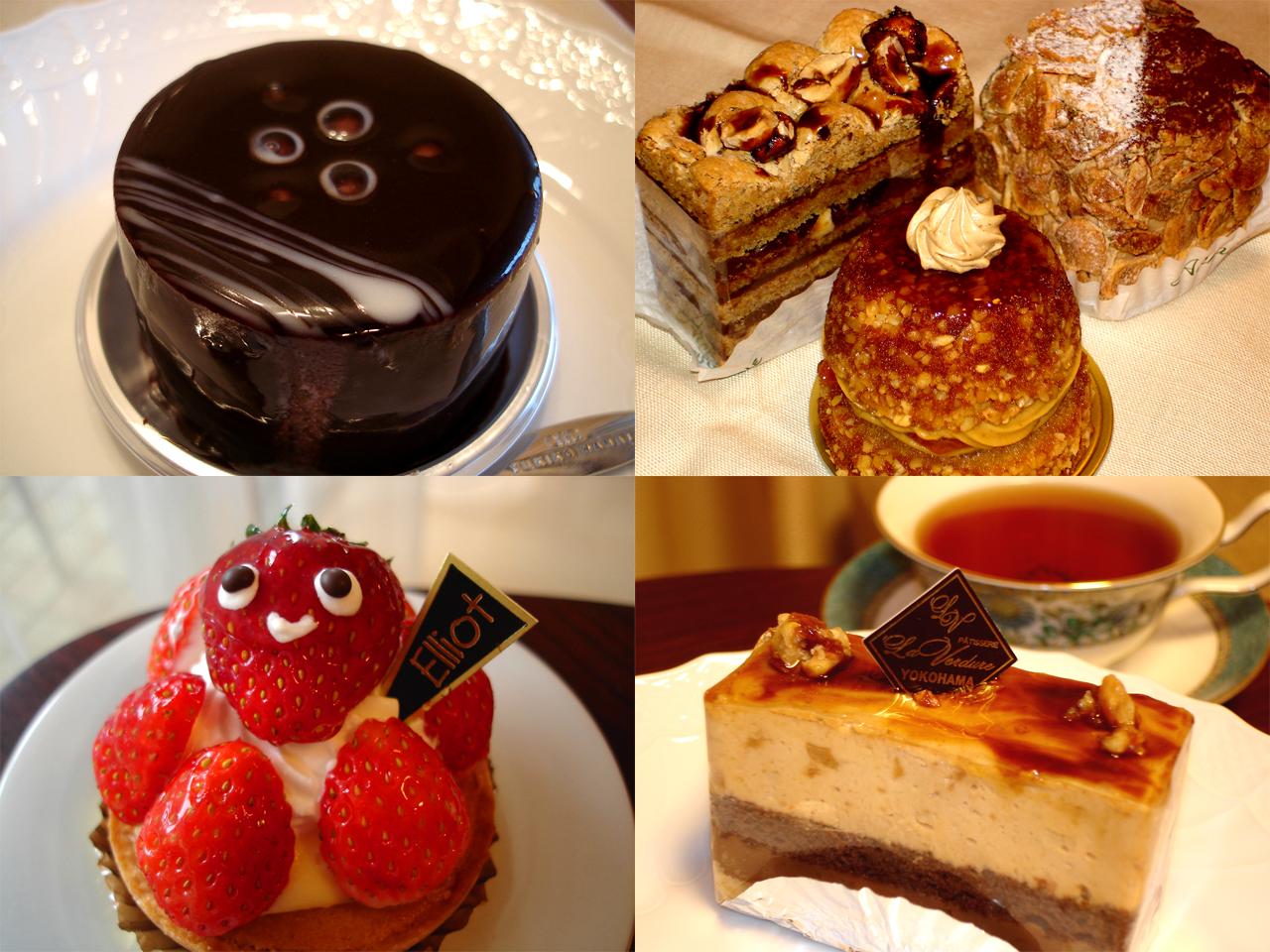 横浜ケーキ特集♪