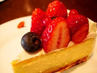 イルピノーロのケーキ・ボスコ