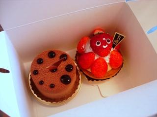 エリオットのケーキたち♪