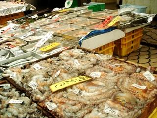 明石魚の棚