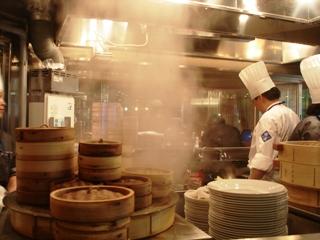 横浜ベイクォーター Hong Kong Cafe