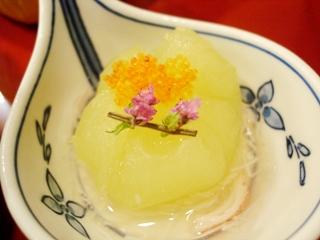 日本料理 植村 先付