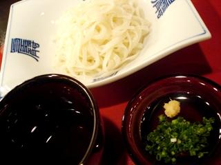 日本料理 植村 稲庭うどん