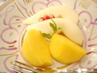 日本料理 植村 デザート