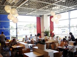 IKEA 横浜港北 カフェテリア