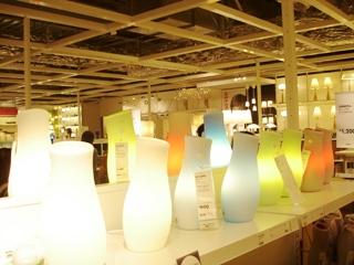 IKEA 横浜港北 イケア 照明器具