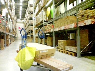 IKEA 横浜港北 イケア 今日の成果